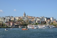 Bosporus turkije