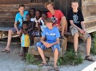 Locals Suriname Djoser Junior