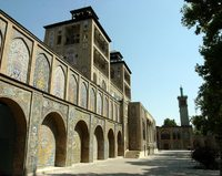 Golestanpaleis Teheran Iran Djoser
