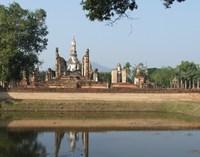 Sukhothai beeld