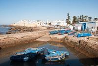 Marokko Essaouira haven bootjes DJoser