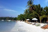 Koh Samed Thailand strand Djoser