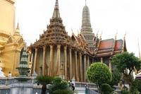 Grand Palace Koninklijk Paleis Bangkok Thailand Junior Groepsreis