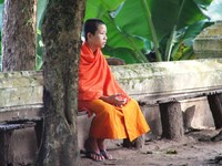 Monnik Laos Djoser