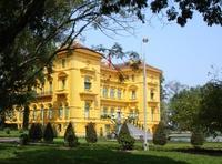 Hanoi Paleis Vietnam Djoser Junior