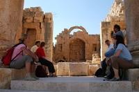 Jerash Archeologische Site Jordanie Djoser