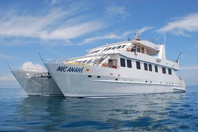 Ecuador overnachting cruise Djoser