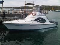 Speedboot Galapagos Ecuador Djoser