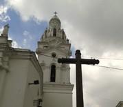 Kerk Quito Ecuador Djoser
