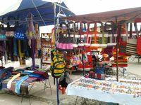 Otavalo markt Ecuador Djoser