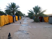 woestijn tenten marokko djoser