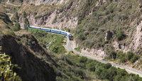 Trein Cusco naar Machu Pichu Peru Djoser