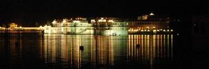 Lake Palace Picholameer Udaipur India Djoser