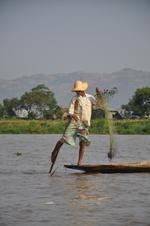 Myanmar Birma Jongensklooster Djoser