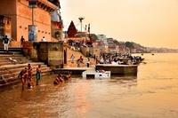 Varanasi Ganges India Djoser