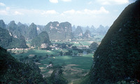 Yangsho karstgebergte China Djoser