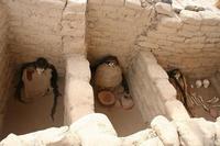 Chauchilla Begraafplaats Peru Djoser