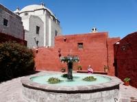 Santa Catalina Klooster Arequipa Peru Djoser
