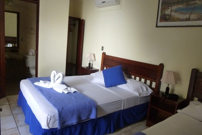 Nicaragua hotel overnachting Djoser