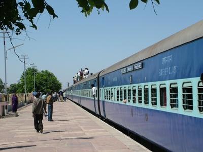 Trein India Djoser