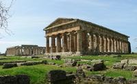Italië Paestum Djoser