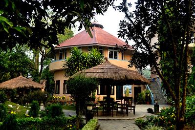 Rhino Lodge Chitwan Nepal Djoser