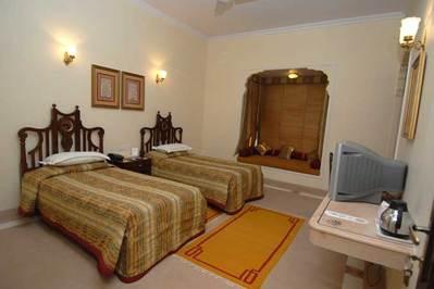 India, Nepal en Rajasthan hotel accommodatie overnachting Djoser