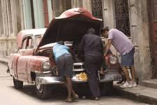 amerikaanse auto Havana Cuba Djoser