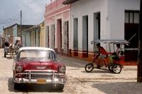 Trinidad Straatbeeld Cuba Djoser Junior