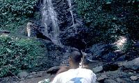 Leo en Irene val Brownsberg Suriname Djoser