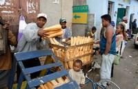 Madagakar Tulear broodverkoper Djoser