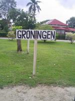Bord Groningen Nieuw Nickerie Suriname Djoser
