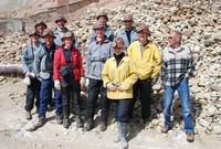 Bolivia Mijnen potosi groep djoser