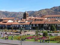 Peru Cusco plaza djoser