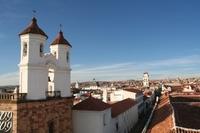 Bolivia Sucre uitzicht djoser