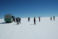 Bolivia Zoutvlakte Uyuni Djoser