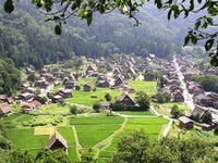 Shirakawago Japan Djoser