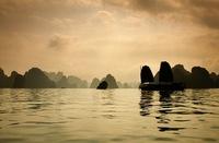 Vietnam Halong Bay Djoser