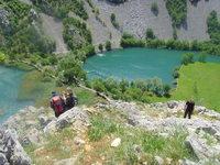 Plitvice nationaal park Kroatië
