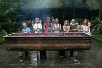 Tempel China Groepsreis Junior