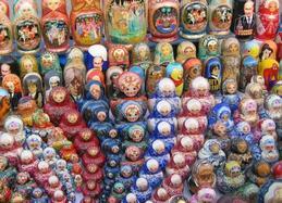 Baboeshkas Rusland Djoser