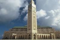 Hassan II Moskee Casablanca Marokko Djoser