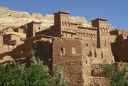 Marokko Ouarzazate kasbah
