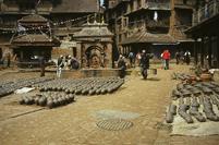 Bhaktapur Nepal Djoser