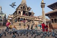 durbar plein nepal kathmandu djoser