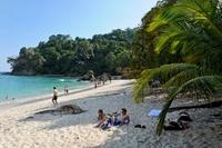 Samara strand Costa Rica Junior Djoser