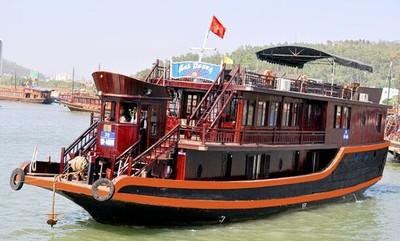 Vietnam Laos en Cambodja bus vervoersmiddel Djoser