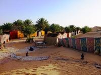 Tentenkamp Berberkamp Marokko Junior Djoser