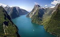 Milfor Sound Nieuw Zeeland