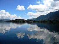 Toba meer Indonesie